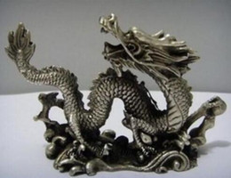 $enCountryForm.capitalKeyWord NZ - Old Chinese handwork Copper Carved luck dragon Statues