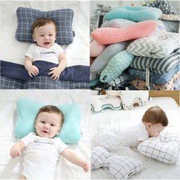 aaa07a4a4301 Soft Baby Pillow Newborn Infant Nursing Shaping Pillow Breathable Sleeping  Head Protection Toddler Sleep Positioner Anti Roll