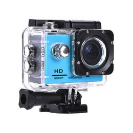 $enCountryForm.capitalKeyWord Australia - 1080P Mini Sport Action Camera for Climbing Riding 2 inch LCD Screen 120D Go Waterproof pro DV DVR Video Recording Helmet Camera
