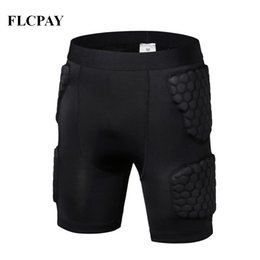 Wholesale New Short Basketball Shorts Jersey Tight Football Jerseys Body Protection Male Cellular Protective Gear Crash Training Shorts
