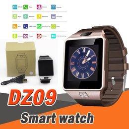 $enCountryForm.capitalKeyWord Australia - DZ09 bluetooth smart watch For android iPhone smart watchs SIM Intelligent mobile phone watch can record the sleep state Smart watch