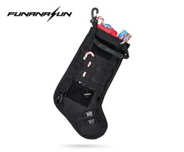 magazine dump pouch 2019 - Tactical Molle Christmas Stocking Bag Dump Drop Pouch Utility Storage Bag Military Combat Hunting Magazine Pouches #8565