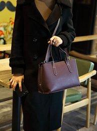 Toptan satış 2019 stilleri Çanta Moda Deri Çanta Kadınlar Bez Omuz Çantaları Bayan Deri Çanta Çanta çanta sırt çantası cüzdan çanta Damla nakliye B