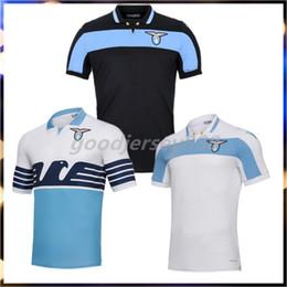 3fbc7bb84 2018 19 SS Lazio Soccer Jerseys Immobile Parolo J.Correa Futbol Camisetas  Football Camisa Shirt Kit Maillot
