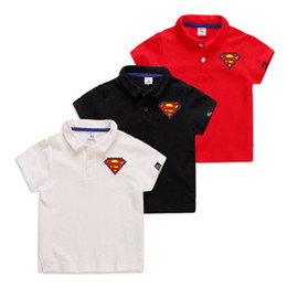 $enCountryForm.capitalKeyWord UK - GODODOMAOYI 2020 summer baby Polo boys tops short sleeve t shirt toddler girls cotton Polo T-shirts kids Tees kids clothes for 2-7 Years