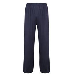 $enCountryForm.capitalKeyWord UK - yoga pants Loose Modal bloomers pants home tai chi harem joggers sweat both men and women-Dark Grey,XXL