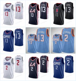 $enCountryForm.capitalKeyWord Australia - Men Newest LA Clippers Los 1 Angeles Kawhi 2 Leonard jerseys 13 George 100% Stitched Basketball Jerseys S-3XL Fast Shipping Black White Navy