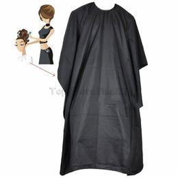 hair cutting aprons 2019 - 130*80cm Hot Haircut cloth salon hairdressing Hair Cut Cloth Thickened Hair Hairdressing Fabric Waterproof Apron wholesa