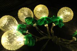 $enCountryForm.capitalKeyWord Australia - 2019 Pineapple String Lights for Hawaiian Party Diy Decoration Drop 10pcs Pineapple String Lights for Birthday Party Wedding