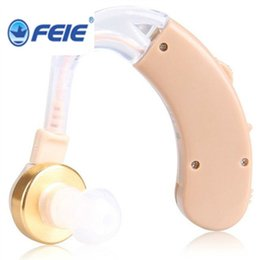 Fda hearing aids online shopping - analog Cheap Hearing Aid New Best Hearing Aids Behind The Ear Sound Amplifier Adjustable Hearing Aid China Electronic Shop S