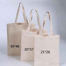 bad422ab8c Blank pattern Canvas Shopping Bags Eco Reusable Foldable Shoulder Bag  Handbag Tote Cotton Tote Bag Wholesale Custom