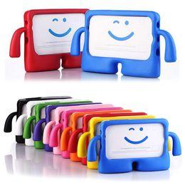 $enCountryForm.capitalKeyWord Australia - Children Kids Shockproof EVA Foam Stand Protective Tablet Case For iPad Mini 2 3 4 New iPad Pro 9.7 2017