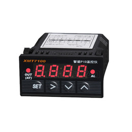 "$enCountryForm.capitalKeyWord NZ - Freeshipping XMT7100 1.3"" Screen PID Intelligent Temperature Controller Digital temperature controller XMT7100 AC DC85-260V - Black"