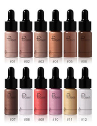 $enCountryForm.capitalKeyWord NZ - 12 Colors PUDAIER Brand High Gloss Liquid Is Easy To Apply Makeup Skin Brightening Moisturizing Cosmetics Create 3D Stereo Makeup