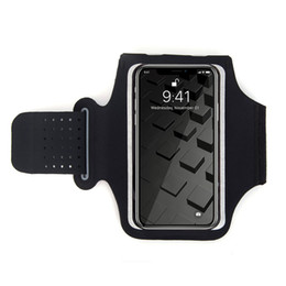 China Cycling Anti Slip Side Pocket Fitness Phone Pouch Elastic Armband Exercise Sports Running Hiking Holder Workout Gym Jogging supplier cycling pocket pouch suppliers