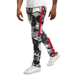 $enCountryForm.capitalKeyWord NZ - Men Camouflage Pocket Overalls Casual Pocket Sport Work Casual Trouser Jogger Baggy Harem Cargo Pants Jogger Dancing Pant Z0313