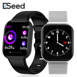 used screens 2019 - X16 Smart Watch Band Smartwatch Fitness Heart Rate Sport Modes Heart Rate screen full touch Waterproof for IOS Android P