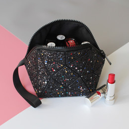 star cases NZ - Jollque Mini Purse Travel Wash Bag Toiletry Make Up Case Sweet Star Cosmetic Bag Organizer Beauty Pouch Kit Makeup Pouch