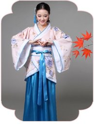 $enCountryForm.capitalKeyWord NZ - Amazing 2019 Costume Han Chinese Clothing Female Ancient Tang Dynasty Costumes Classical Dance Royal Women