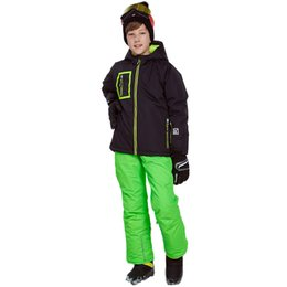 $enCountryForm.capitalKeyWord Australia - Dollplus Boys Ski Suits Winter Waterproof Windproof Jacket and Pants Kids Sport Suits for Boy Children Outdoor Warm Hooded