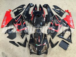 Rs 125 Abs Fairing Kit Australia - New Injection ABS motorcycle bike Full fairing kits for aprillia RS125 2006-2011 Fairings RS 125 06 07 08 09 10 11 RS4 body red black