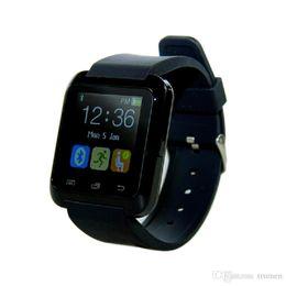 $enCountryForm.capitalKeyWord Australia - U8 smart watch smartwatch with SIM Card Slot DZ09 A1 GT08 and Health Watchs for Android Phone Smartphones Bluetooth U8 Smart Watch