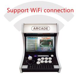 """Pandora Box 9 9H 3D 14"""" polegadas LCD Arcade Bartop 1500 em 1 3288 em 1 2448 em 1 Zero Delay Botões do Joystick Retro Vídeo Arcade Game Console em Promoção"""