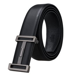 hi standards 2019 - Hi-Tie Designer Belts Luxury Belts For Men buckle belt top fashion mens leather belts wholesale free shipping BK-0001 di