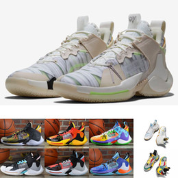 basketball sneakers popular Canada - 2020 Mens Russell Westbrook Why Not Zero.2 II Elite SE Kids Basketball Shoes Sport Shoe Zero PF DESIGNER Popular Boys Sneakers Trainers