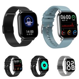 smart watch sim ios heart UK - Lf18 Bluetooth DT-35 Smart Watch Phone Full Screen Support Sim Tf Card DT-35 Smartwatch Heart Rate For Apple Ios Android #QA63378