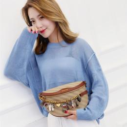 $enCountryForm.capitalKeyWord Australia - Superior2019 Woman Bag All-match Accessories Chain Canvas Leisure Time Single Shoulder Package Oblique