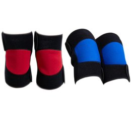 heating protection belt NZ - Air Conditioning Self-heating Knee Pads Double Thickening Long Men and Women Autumn and Winter Knee Warm Belt Old Cold Leg Protection Pad