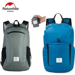 $enCountryForm.capitalKeyWord NZ - New Lightweight Foldable Packable Backpack Durable for Outdoor Backpacking Travel and Sport Collapsible Daybag Small Hiking Bag #288307