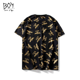 $enCountryForm.capitalKeyWord Australia - Boyss logo T shirt designer mens casual brand trend letter men T shirts fashion quality tee street hip hop mans tees printing ladies Tshirt