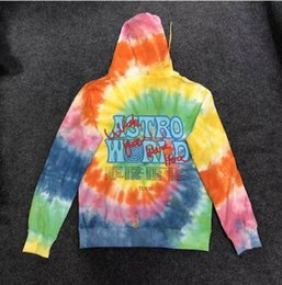 $enCountryForm.capitalKeyWord Australia - 19ss Latest High Quality Hip Hop Tie Dyeing Travis Scott Astroworld Men Women Kanye Hoodies Pullover Fashion Cotton Sweatshirts