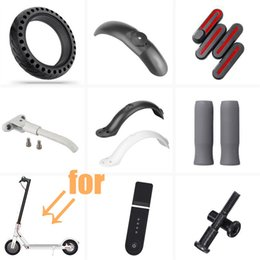 $enCountryForm.capitalKeyWord NZ - Electric Scooter Murdguard Fende Light Clasped Guard Ring Disc Brakes Pads Repair Replacement Part for Xiaomi Mijia M365