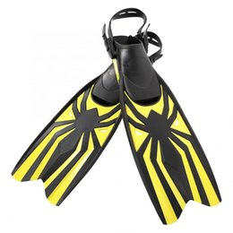 Flippers Shoes NZ - Professional TPR Snorkeling Swimming Fins Diving Frog Shoes Diving Swimming Foot Flipper Socks Fins Underwater Accessory