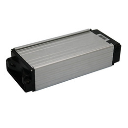 $enCountryForm.capitalKeyWord UK - Aluminium alloy Rear Rack 48V 20AH battery lithium ion 30A BMS for 750W 1000W Power with charger Free shipping