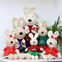 EastEr bunny toys baby online shopping - Easter Baby Toy Rabbit Plush Toy Mamas Papas Baby Doll CM Cute Bunny Baby Kids Stuffed Animal Millie Boris Rabbit Sleeping Comfort