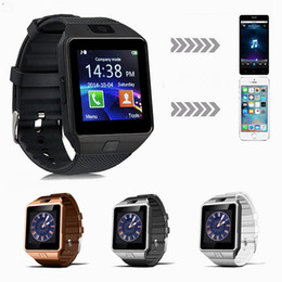 $enCountryForm.capitalKeyWord Australia - Men's Bluetooth Smart Watch DZ09 GSM Smart Watch facebook Pedometer Support Camera Plable SIM Card Watch