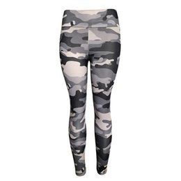8e7afcc3732 new high quality Yoga Pants Women Camouflage Fitness Leggings Stretch  Sports Leggings Running Tights Gym Workout Trousers