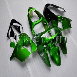 $enCountryForm.capitalKeyWord NZ - 23colors+Gifts green Body Kitmotorcycle cowl for Kawasaki ZX9R 1998-1999 ABS Plastic motor Fairing