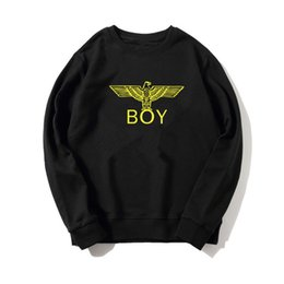 Children Winter Tutus UK - 2019 new children's hot stamping letter2-7AGEBaby Boy and girl Clothes spring O-Neck full Sleeve kids baby Child boys clothing 3color