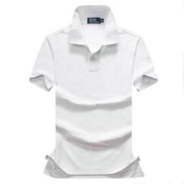 $enCountryForm.capitalKeyWord Australia - Fashion Men Women Short Sleeve T Shirt summer high quality men's Polo shirt men's short sleeves leisure fashion polo men's solid color Polo