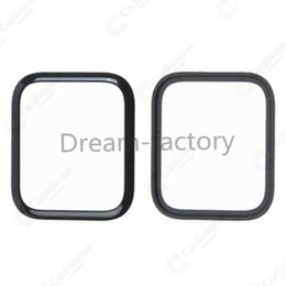 30PCS exteriores frontal vidro LCD Touch lente Ecrã painel exterior para Apple Watch 1/2/3/4 38 milímetros 42 milímetros 40 milímetros 44 milímetros livre DHL em Promoção