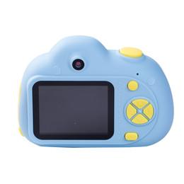 Kids Toy telecamere HD Photo videocamere digitali Videocamera Fotografia intelligente regolazione elettronica giocattoli per i ragazzi Ragazze in Offerta