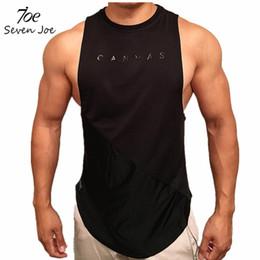 3ac4af22 Singlets Shirts Australia - Seven Joe Gyms Stringer Clothing Bodybuilding  Tank Top Men Fitness Singlet Sleeveless