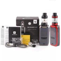 Target Metal Australia - Vaporesso Revenger 220W with NRG TC Kit 5ml NGR Tank Atomizer vs target mini PRIV Pandon IMINI kit e-cigarette starter Kits