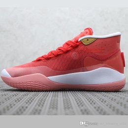 $enCountryForm.capitalKeyWord Australia - cheap mens kd 12 basketball shoes Aunt Pearl Pink Floral Orange Blue Grey Yellow kd12 new arrivals kevin durant xii sneakers tennis with box