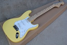 $enCountryForm.capitalKeyWord Australia - Factory custom guitar electric plant with yellow milk doll, scalloped maple and micro channel, offering personalized service.